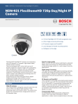 Bosch NDN-921 User's Manual