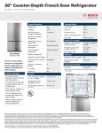 Bosch B22CT80SNS Product Information