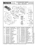 Bosch Power Tools 603310639 User's Manual