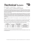 BENDIX TCH-001-062 User's Manual