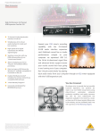 Behringer X-USB Product Information