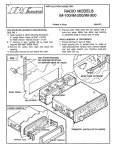 Audiovox IM-100 User's Manual