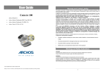 Archos JBM 20 User's Manual