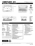 Aquatic AI7248RC41 User's Manual
