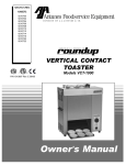 Antunes, AJ VCT-1000 User's Manual