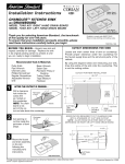 American Standard Chandler 7048.401 User's Manual