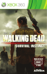 Activision The Walking Dead:Survival Instinct 47875769977 User's Manual