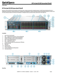 Hewlett Packard Enterprise ProLiant DL500
