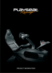 Playseats EVOLUTION SEAT ALCANTARA