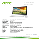 Acer Aspire AZC-606-MB27