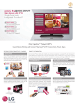 "LG 47LY760H 47"" Full HD Wi-Fi Metallic LED TV"