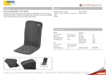 CamPart Travel CH-0614 seat cushion