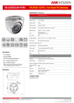 Hikvision Digital Technology DS-2CE55C2N-VFIR3 surveillance camera