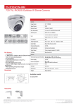 Hikvision Digital Technology DS-2CE55C2N-IRM surveillance camera
