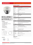 Hikvision Digital Technology DS-2CD753F-EZ surveillance camera
