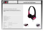 T'nB CSDOTCOMPK headphone