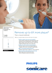 Philips HX6201/13 electric toothbrush