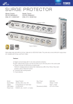 FSP/Fortron Surge Protector