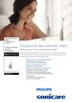 Philips HX9182/42 electric toothbrush