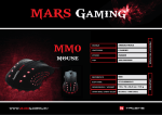 Tacens Mars Gaming MM0