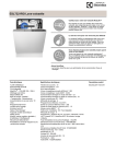 Electrolux ESL7321RO dishwasher