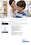 Philips Sonicare For Kids HX6341