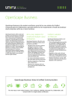 Unify OpenScape Business V1