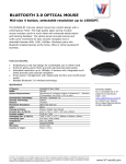 V7 MV6000-BT-BLK-15NB mice