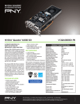 PNY VCQK6000SDI-PB NVIDIA Quadro K6000 12GB graphics card
