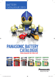 Panasonic LR6EPS/20BW non-rechargeable battery