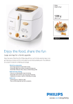 Philips HD6159/52 deep fryer