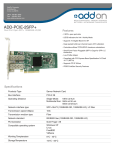 Add-On Computer Peripherals (ACP) ADD-PCIE-2SFP+