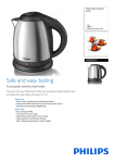 Philips Daily Collection Kettle HD9307/19
