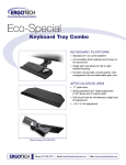 Ergotech Group ETG-KEY-SPC input device accessory