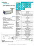 EverFocus EZ630/MVB surveillance camera