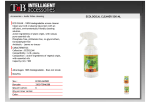 T'nB ECOCLEAN500 equipment cleansing kit
