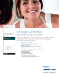 Philips Sonicare AirFloss Rechargeable AirFloss HX8154
