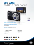 Panasonic DMC-FH8K compact camera