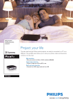 Philips PicoPix Notebook pocket projector PPX1020