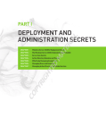 Wiley Windows Server 2008 R2 Secrets