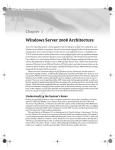 Wiley Microsoft Windows Server 2008: Implementation and Administration