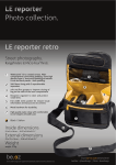 be.ez LE reporter Retro