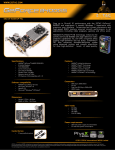 Zotac ZT-84SEH4P-FSL NVIDIA GeForce 8400 GS 0.5GB graphics card