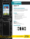 Otterbox NOKIA X7 COMMUTER SERIES CASE