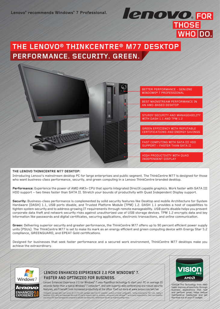 DOWNLOAD DRIVER: LENOVO THINKCENTRE M75E ATI RADEON CHIPSET