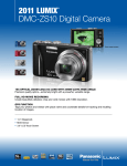 Panasonic DMC-ZS10T compact camera