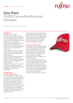 Fujitsu Service Pack, 5Y, On-Site