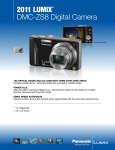 Panasonic DMC-ZS8S + 16GB MC
