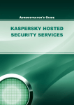 Kaspersky Lab Hosted Email & Web Security, 50-99u, 2Y