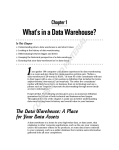 For Dummies Data Warehousing, 2nd Edition
